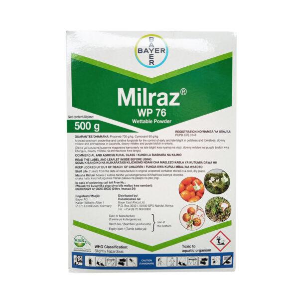Milraz WP 76